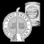 Old viscosity oil company logo